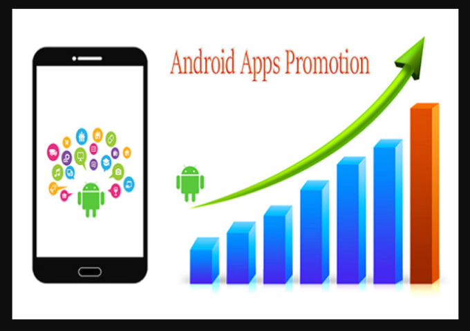 Android App promotion on Google play
