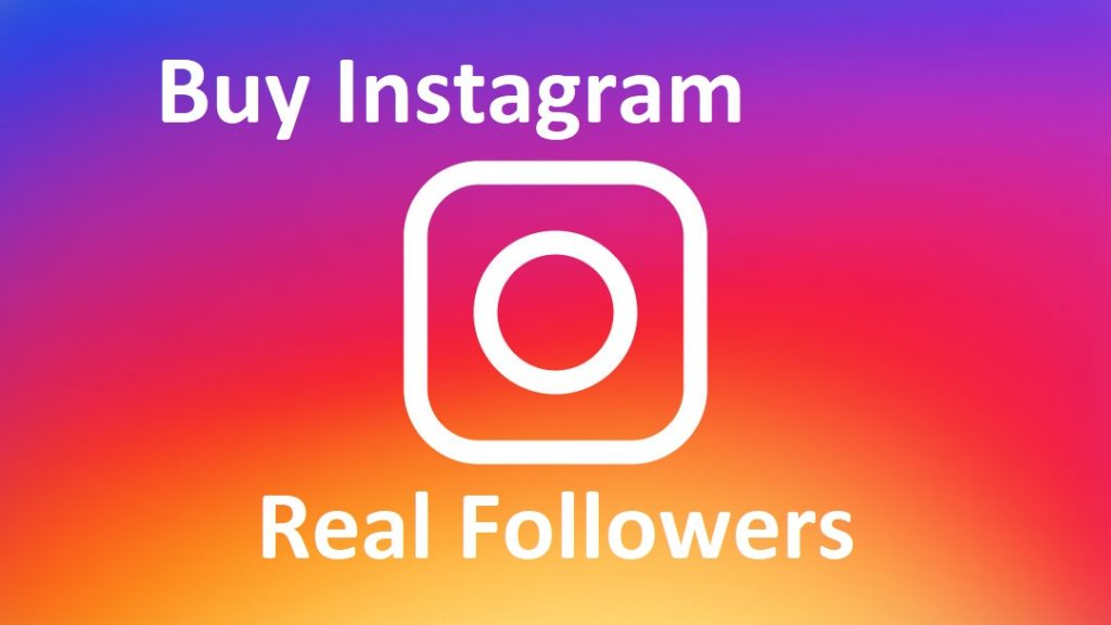 Buy Instagram Real Followers